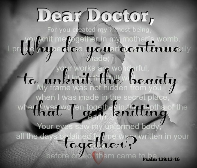 Dear Abortion Doctor