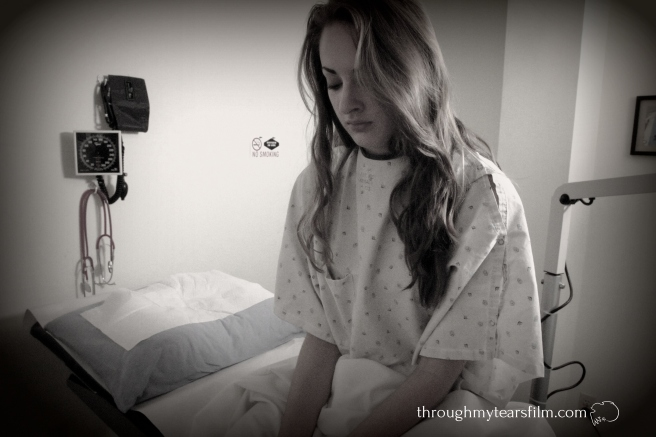 Pro-Life Film, Through My Tears - A Letter to my Doctor outtake, Abortion