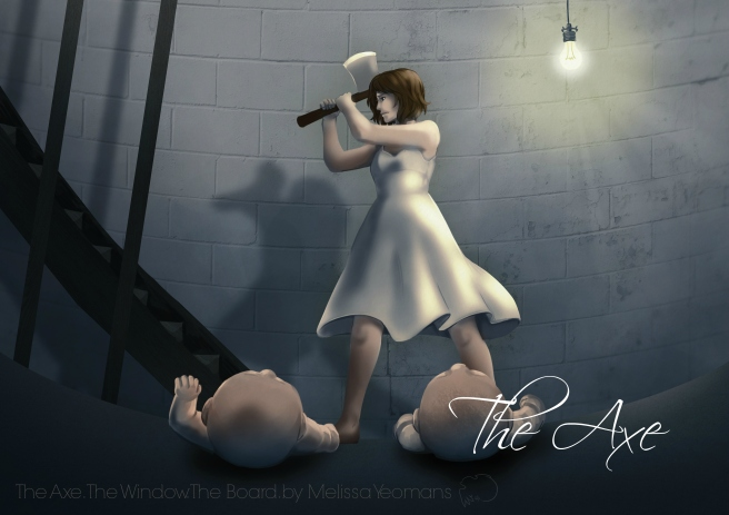 The Axe by Melissa Yeomans